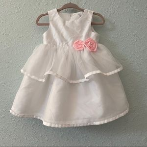 Just One You Carter's Formal Ruffled Dress Easter